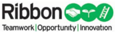 Ribbon Academy Logo